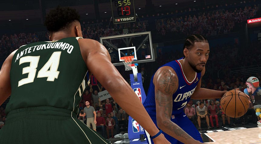 NBA 2K21: How to fix game crash in MyTEAM mode