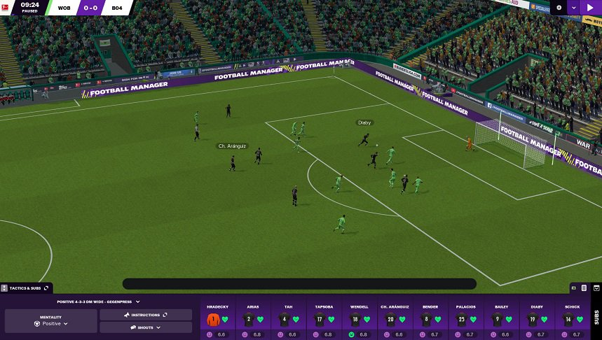 Football Manager 2021 – How to fix mouse cursor bug (Cannot click any buttons)